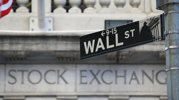 Losses in Amazon, Netflix and other consumer-focused companies also weighed on the US stock market (Martin Keene/PA)