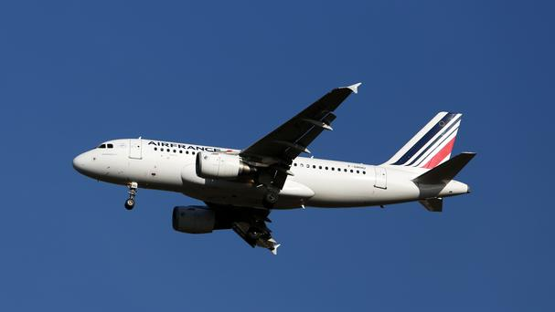 Air France has cancelled flights (PA)