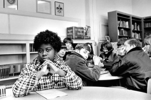 Linda Brown. Brown, the Kansas girl at the center of the 1954 U.S. Supreme Court ruling that struck down racial segregation in schools, has died at age 75. Peaceful Rest Funeral Chapel of Topeka confirmed that Linda Brown died. Photo: AP