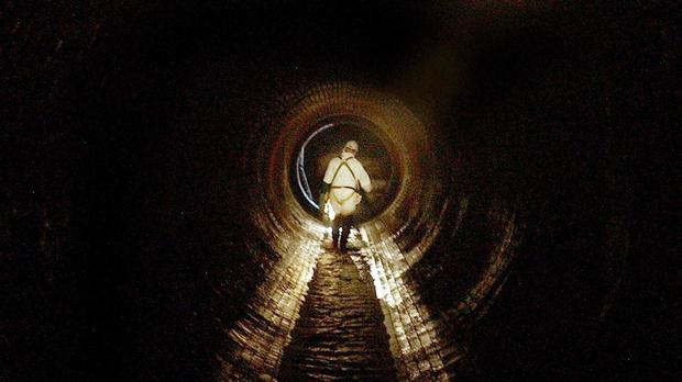 The child spent 12 hours underground (PA)