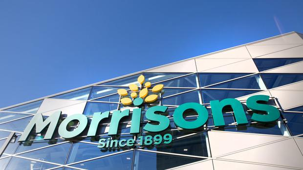 Morrison's shares were the best performer on the FTSE 100 on Wednesday (Morrison's/PA)