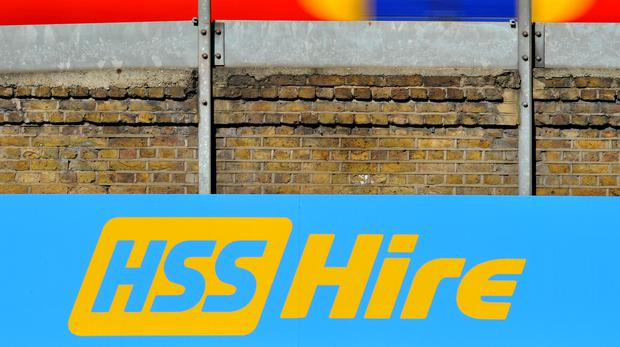 HSS Hire trading report