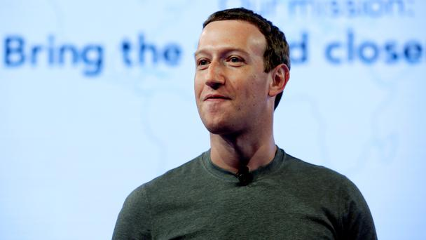 Facebook says it began erasing the messages of Mr Zuckerberg and a few other top executives in 2014 (Nam Y. Huh/AP)