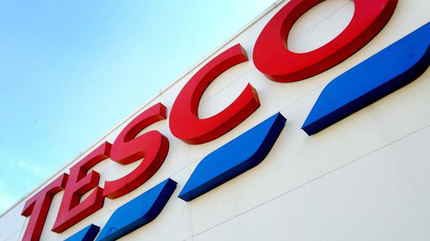 Tesco food waste pledge
