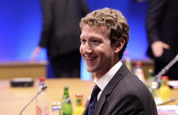 Facebook chief executive Mark Zuckerberg (Chris Ratcliffe/PA)