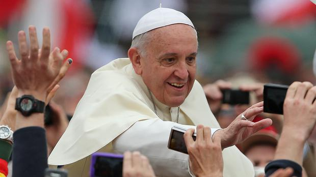 Pope Francis has admitted he made mistakes in his response to the Chile sex abuse scandal (Niall Carson/PA)