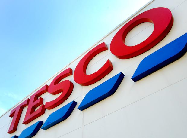 Tesco said that its performance in Ireland during the last financial year saw its volume sales climb 4.2pc. Stock image