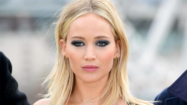 Jennifer Lawrence was among the victims (Ian West/PA)