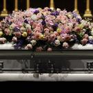 Mourners paid respect to former US first lady Barbara Bush (David J Phillip/AP )