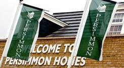 Housebuilder Persimmon has said the property market remains 'solid' as it prepares to face down investors amid concerns over pay plans for its top bosses (Chris Radburn/PA)