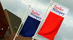 Taylor Wimpey was knocked by March's bad weather (Rui Vieira/PA)