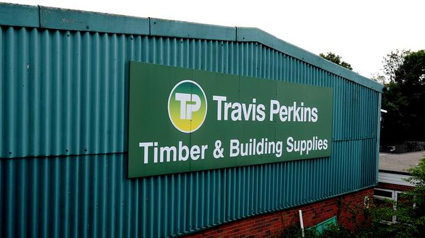 Travis Perkins saw sales rise in the first quarter (Rui Vieira/PA)