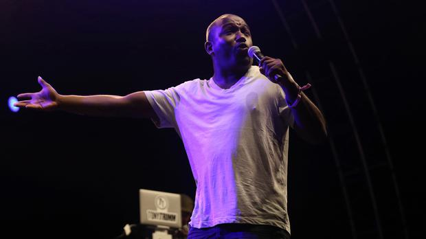Hannibal Buress has stayed silent on the matter following Cosby's conviction (Photo by Willy Sanjuan/Invision/AP, File)