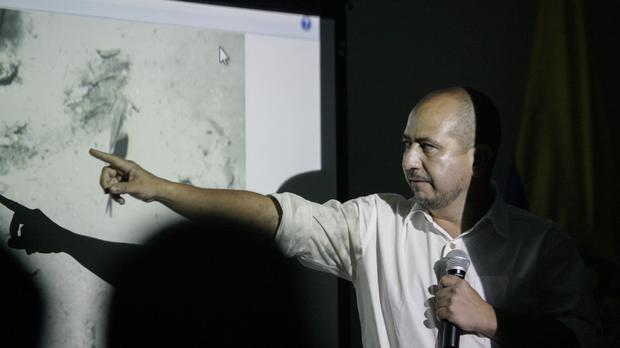 Ernesto Montenegro, Director of the Colombian Institute of Anthropology and History of Colombia