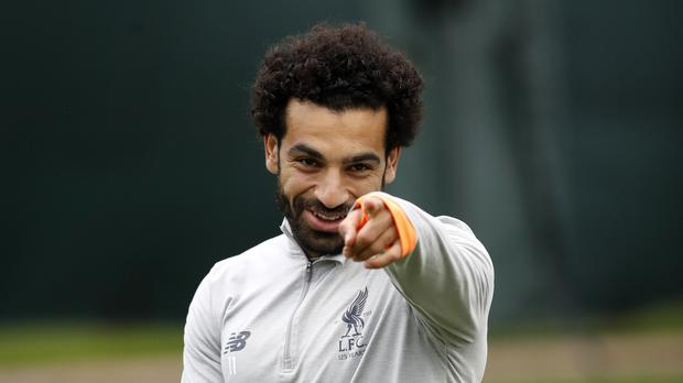 Liverpool's Mohamed Salah has hit out after his image was used on the outside of a plane (Martin Rickett/PA)