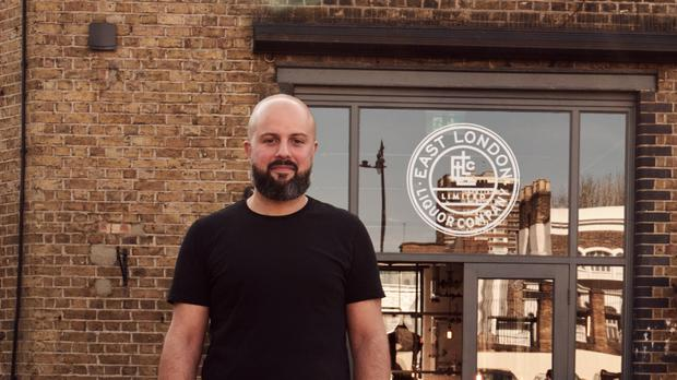 Alex Wolpert is the founder of East London Liquor Company (PA)
