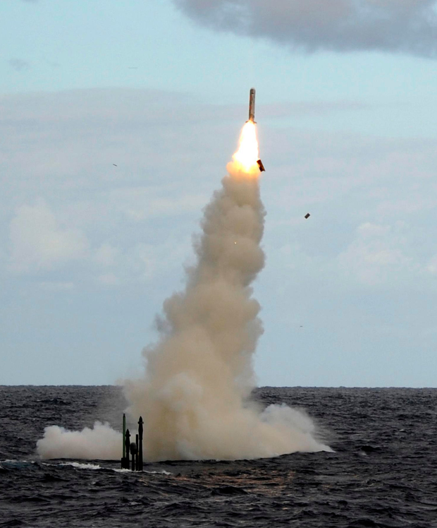 China has installed surface-to-air missiles in South China Sea. Photo: PA