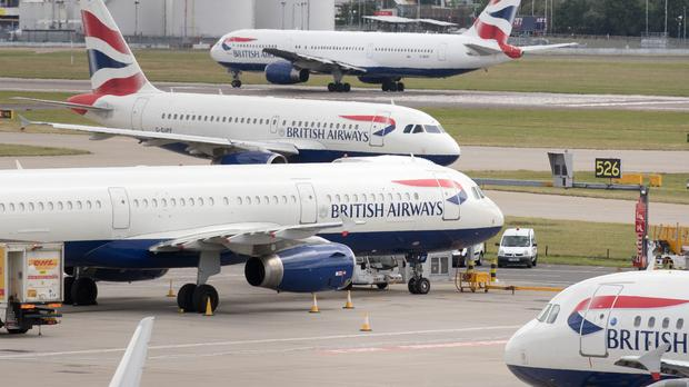 IAG has reported rising profit (PA)