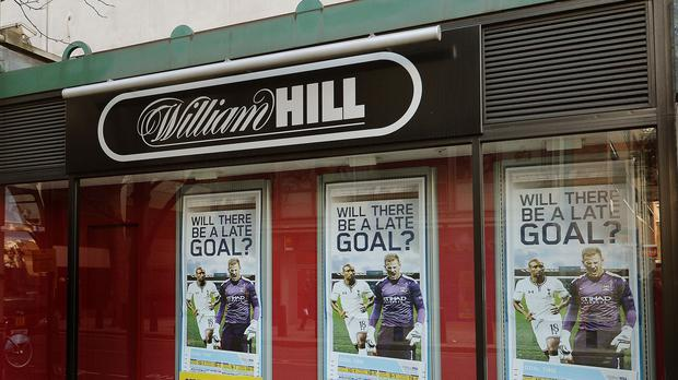 William Hill is hoping to make gains in the US (PA)