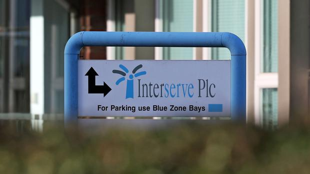 Interserve is being probed by the City watchdog (Steve Parsons/PA)