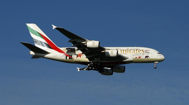 Under the agreement, Emirates Airline and Etihad Airways agreed to open up their accounting books (Steve Parsons/PA)