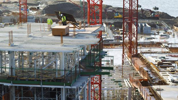 Shares in housebuilder Crest Nicholson are on the slide (Chris Ison/PA)