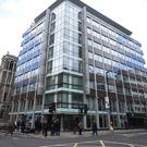 The offices of Cambridge Analytica