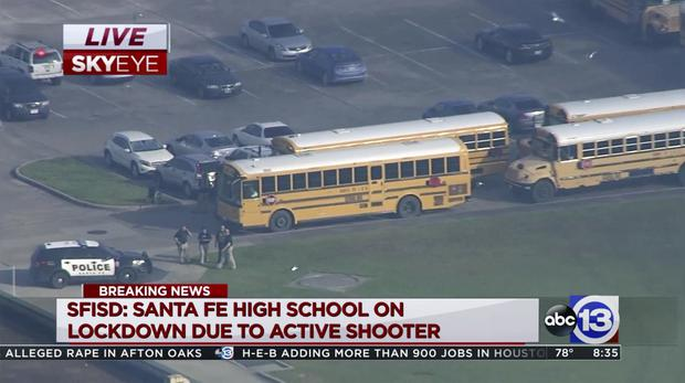 School Shooting in Texas
