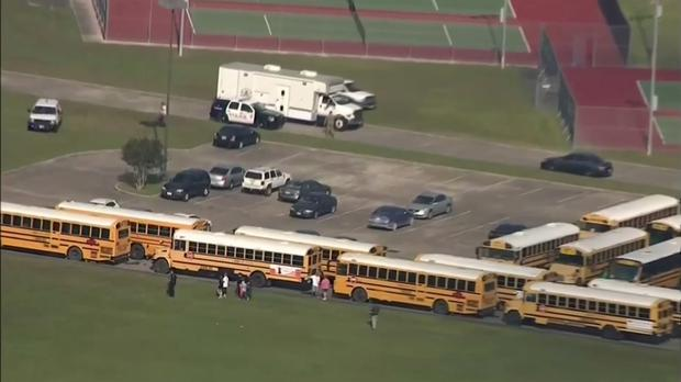 School Shooting Texas