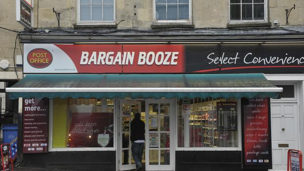 Bargain Booze owner Conviviality collapsed last month (Ben Birchall/PA)