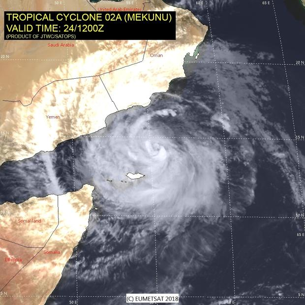 At least 40 missing as cyclone nears Oman coast - Independent ie