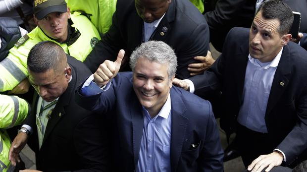 Colombia Election