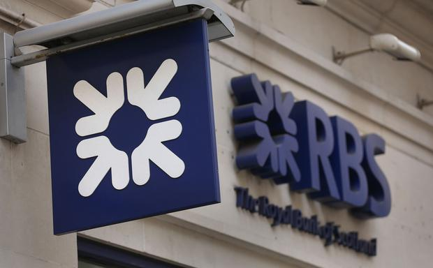 RBS deal. Photo: PA Wire
