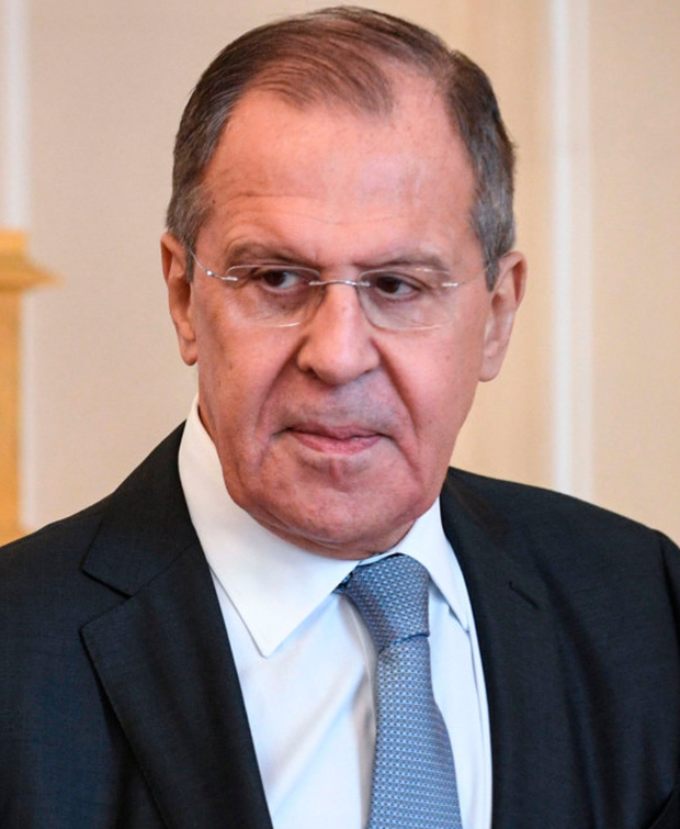 Russia's Foreign Minister Sergey Lavrov. Photo: AFP/Getty Images