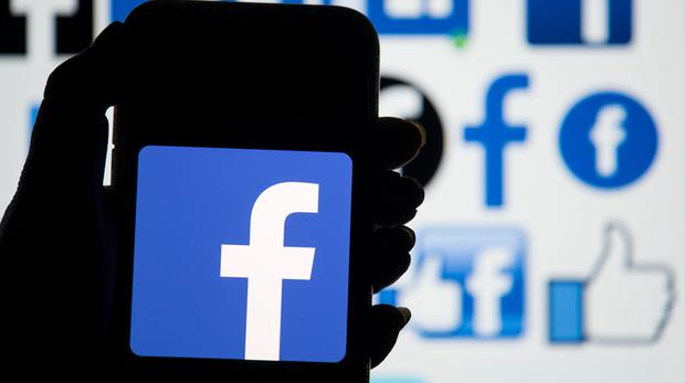 Facebook is getting rid of its 'trending' section. (Dominic Lipinski/PA)