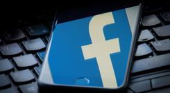 Facebook has acknowledged it shared user data with several Chinese handset manufacturers (Dominic Lipinski/PA)