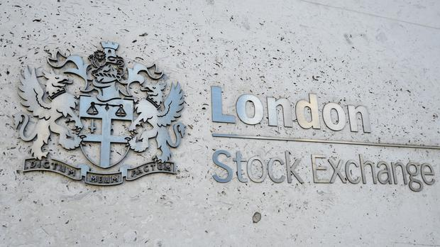 A technical glitch meant the London Stock Exchange did not open on time. (Kirsty O'Connor/PA)
