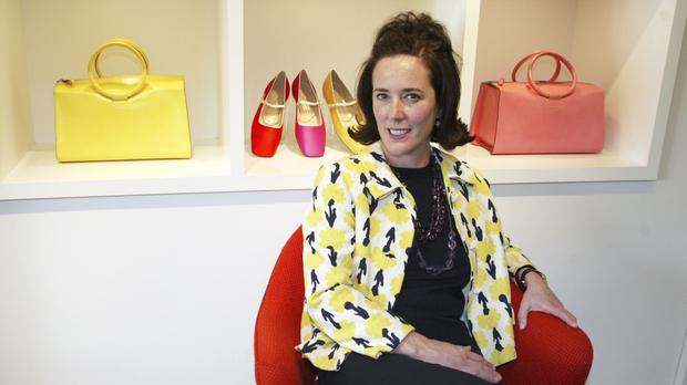 Kate Spade was found dead in her New York City apartment (Bebeto Matthews/AP)
