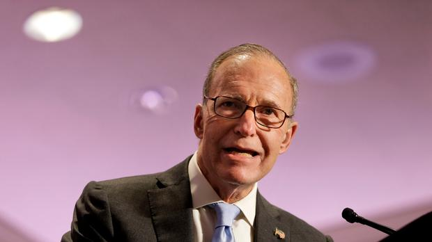 Larry Kudlow (AP Photo/Seth Wenig, File)