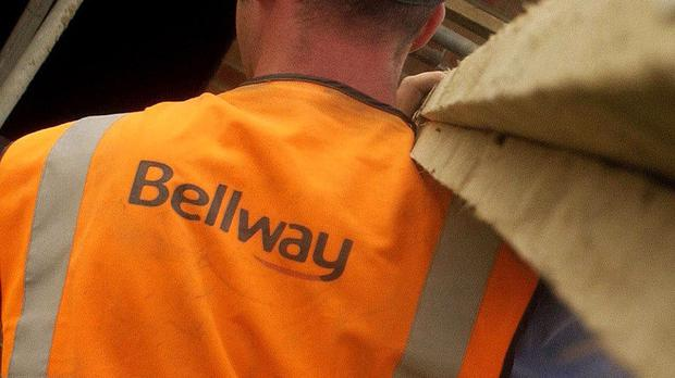 Bellway said it is on track for a full-year sales milestone (Newscast/PA)