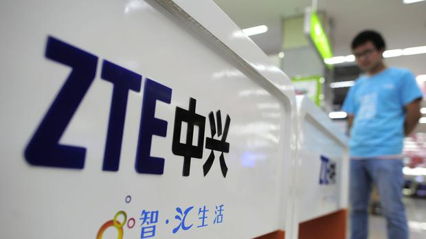 ZTE has a market value of around $19.28bn and is the world's fourth-largest telecoms equipment maker. Photo: AP