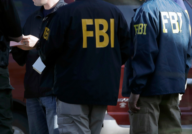 FBI stock image (Eric Gay/AP)