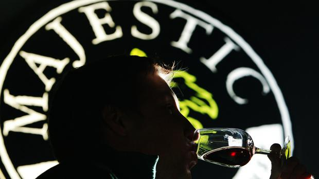 Majestic Wine has swung to a full-year profit, but warned trading was getting harder as retail woes show no sign of letting up (PA)