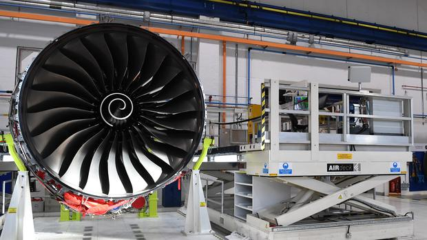 Rolls Royce could see costs rise (Paul Ellis/PA)