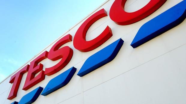 Tesco is celebrating another period of growth (Nick Ansell/PA)
