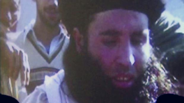 Mullah Fazlullah (AP via AP Video)