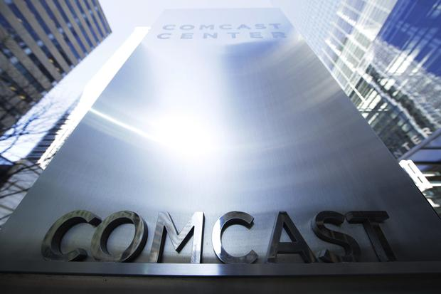 'Comcast, which lost out to Disney in December because of concerns its bid would face regulatory hurdles, is proposing to buy the Fox entertainment assets for $35 a share in an all-cash deal.' Photo:AP/PA