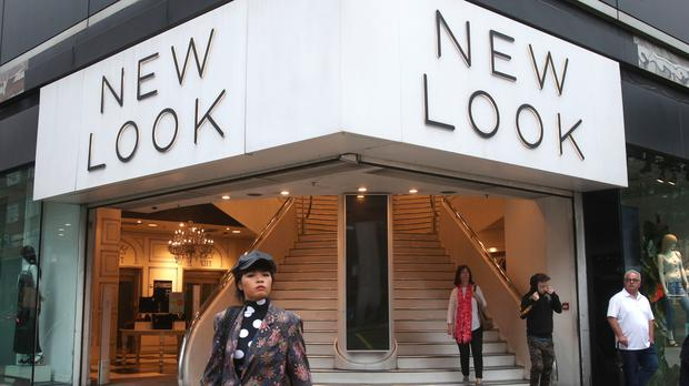 New Look had ambitious expansion plans in China (Yui Mok/PA)