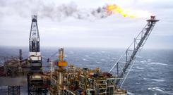 Oil prices have been volatile recently (Danny Lawson/PA)