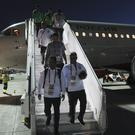 Saudi Arabia team (Empics Sport/PA)